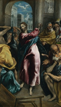 El_Greco_ Purification of the Temple