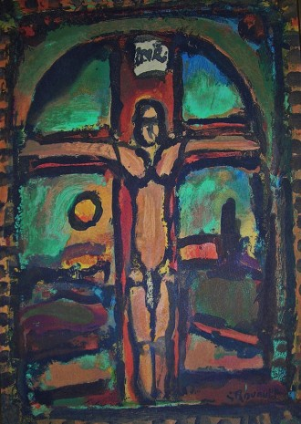 Georges Rouault Crucifixion