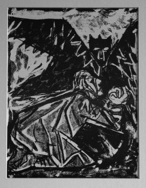 gethsemane Otto Dix