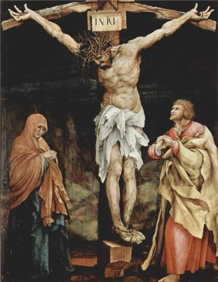 the-crucifixion-1524.jpg!HD Karlsruhe Gruenewald